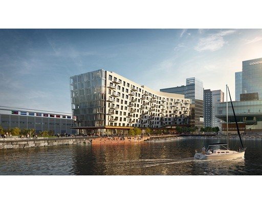 300 Pier 4 Boulevard, Unit 7D, Boston, MA 02210