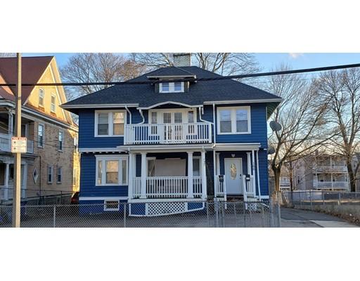 166 Harvard Street Boston MA 02124