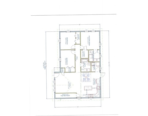 Arthur Pease Road Middlefield MA 01243