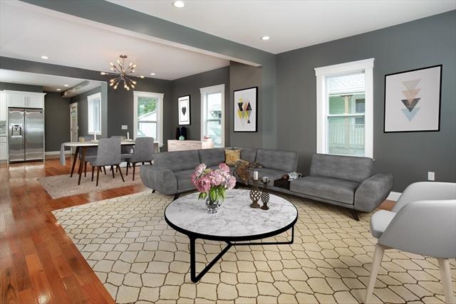 1531-1533 River Street, Boston, MA, 02136, Suffolk Home For Sale