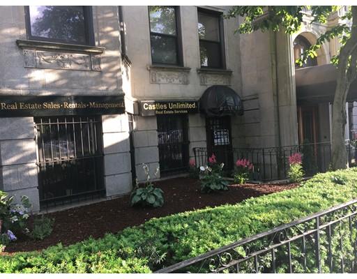 466 Commonwealth Avenue Boston MA 02115