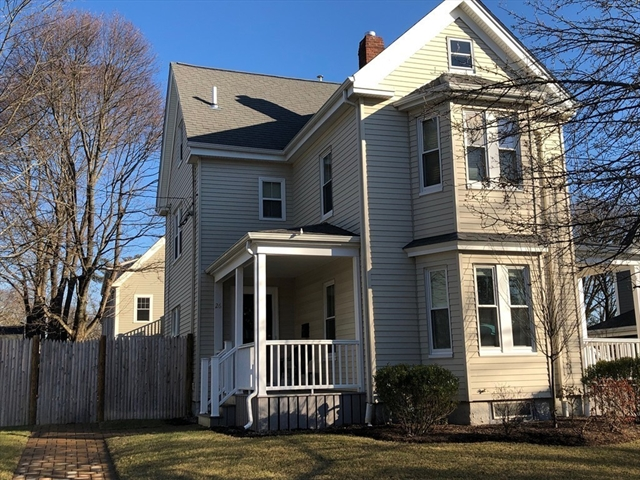 28 Pleasant Street, Needham, MA, 02492, Norfolk Home For Sale