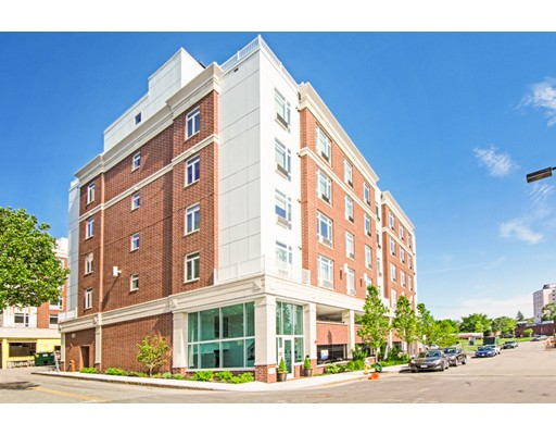 18 Cliveden Street #PH-603W, Quincy, MA 02169