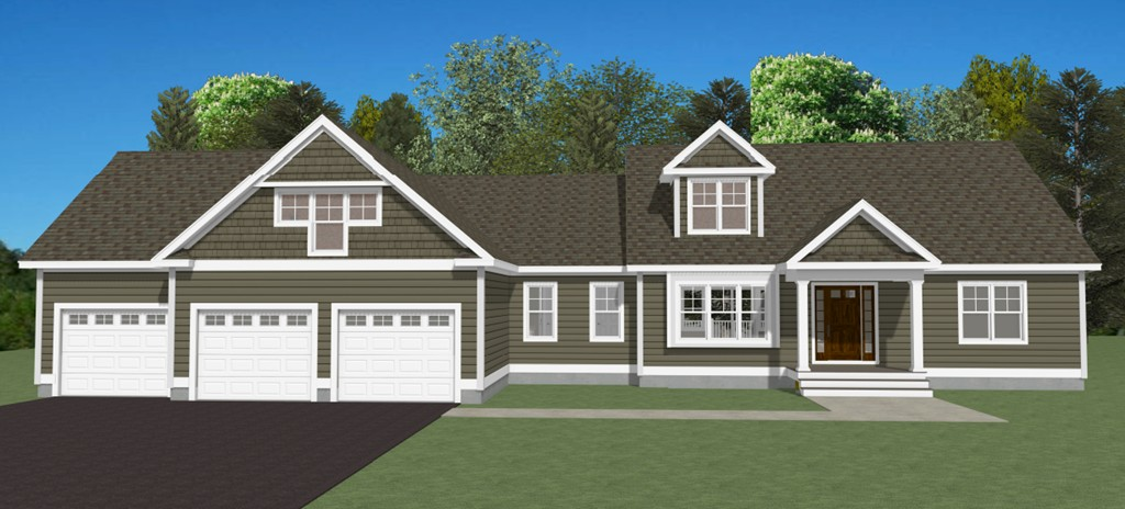 Gorgeous Custom Single Level in Hampden Cove, just over the Barrington Line Proudly Presented by Meridian Custom Homes! Sold before Print. Submitted for comp purposes only.