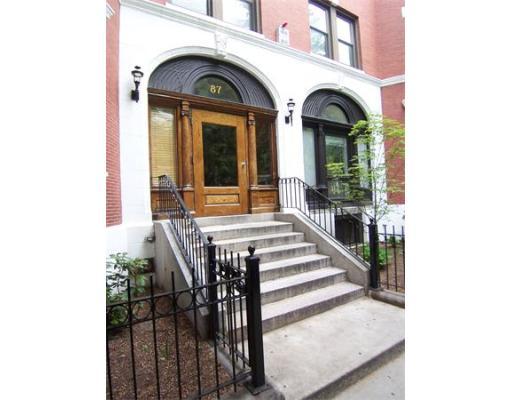 87 Gainsborough Boston MA 02115