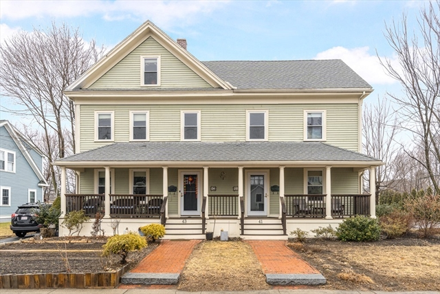 41 Canal Street, Winchester, MA, 01890, Middlesex Home For Sale