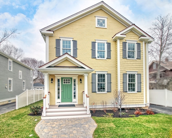 174 Lexington St, Belmont, MA, 02478, Middlesex Home For Sale