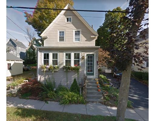 57 Agassiz Avenue Belmont MA 02478