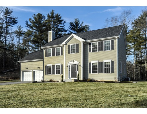 10 Fisher Ridge Circle Duxbury MA 02332