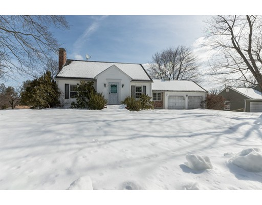 1 Winter Hill Drive Worcester MA 01605