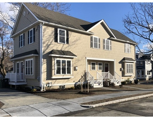 11 Loomis Avenue Watertown MA 02472