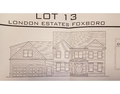 Lot 13 Peterson Lane Foxboro MA 02035