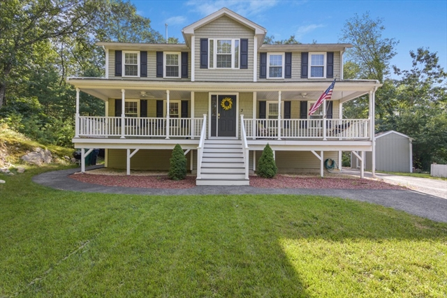 3 Ledgelawn Ave, Billerica, MA, 01821, Middlesex Home For Sale