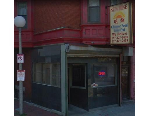 1031 Tremont Street Boston MA 02120