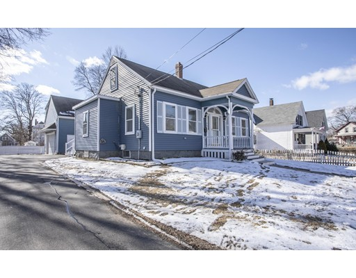 34 Maple Street Taunton MA 02780