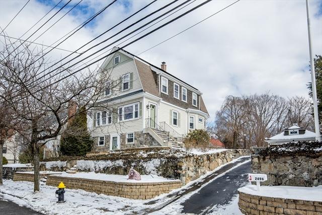 2496 Centre Street Boston Ma Real Estate Listing Mls