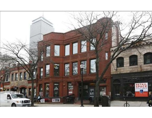 338 Newbury Street Boston MA 02115