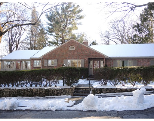 16 Pine Ridge Road Newton MA 02468