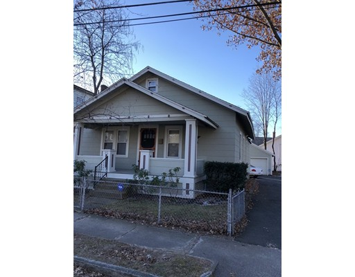 25 Dewey Street Springfield MA 01109
