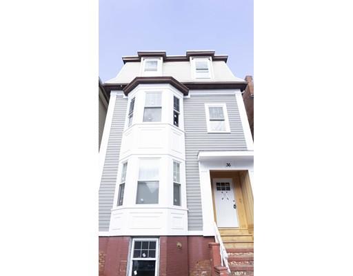 36 Monmouth Street Boston MA 02128