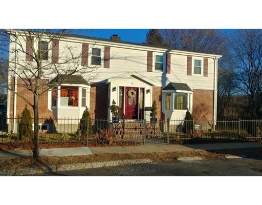 18 Meadowbank Avenue Boston MA 02126