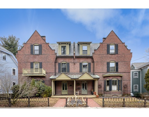 169 Walnut Street Brookline MA 02445