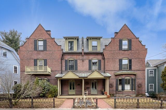 169 Walnut St, Brookline, MA, 02445, Brookline Village  Home For Sale