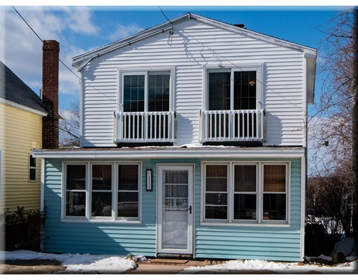 Just a short distance from Salisbury Beach. Act now and you can be all set for the summer season! Could be great income producing property. Gas fireplace in the dining room is a wonderful addition. New natural gas on demand hot water and heat.