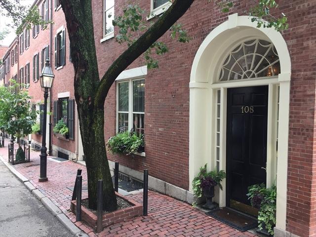 108-110 Mount Vernon St, Boston, MA, 02108, Beacon Hill Home For Sale