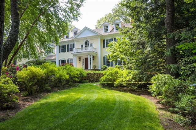 190 Winding River Road, Wellesley, MA, 02482, Norfolk Home For Sale
