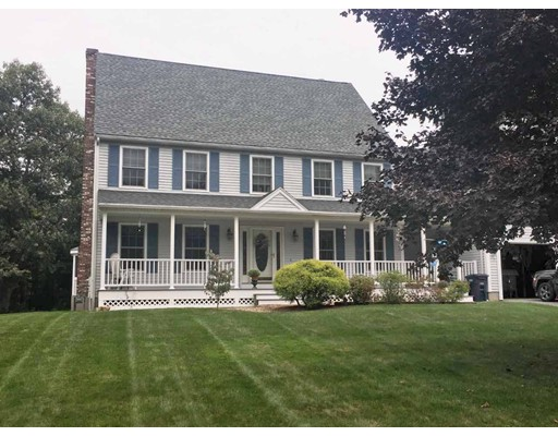 22 Dogwood Circle, Holden, MA 01520