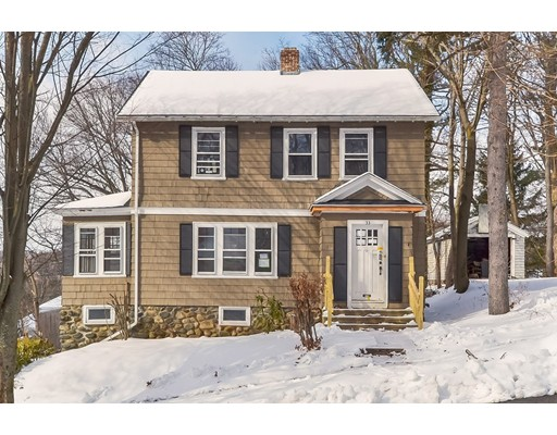33 Havelock Road Worcester MA 01602
