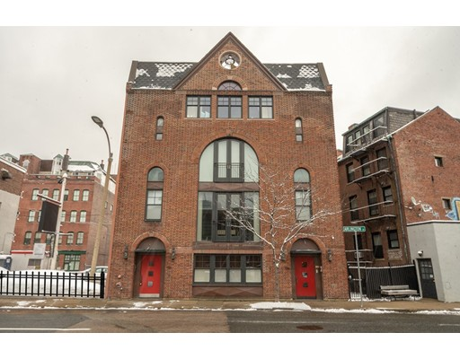 136 Arlington Street Boston MA 02116