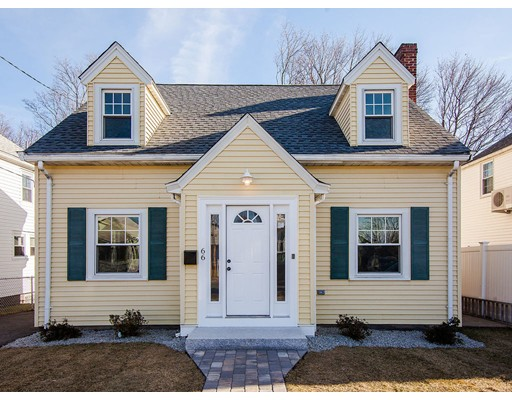 66 Connell Street Quincy MA 02169