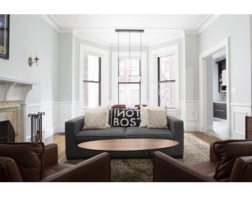 391 Commonwealth Avenue Boston MA 02115