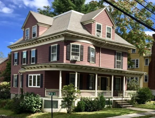 21-23 Newtonville Ave, Newton, MA, 02458, Newton Corner  Home For Sale