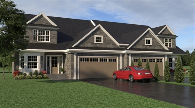 9 Cape Club Drive, Sharon, MA, 02067, Norfolk Home For Sale