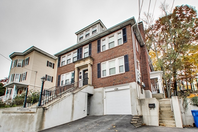 81 Columbus Ave, Waltham, MA, 02451,  Home For Sale