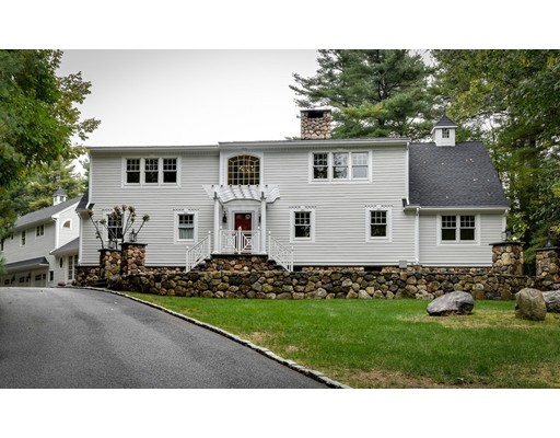 133 Sudbury Road Weston MA 02493