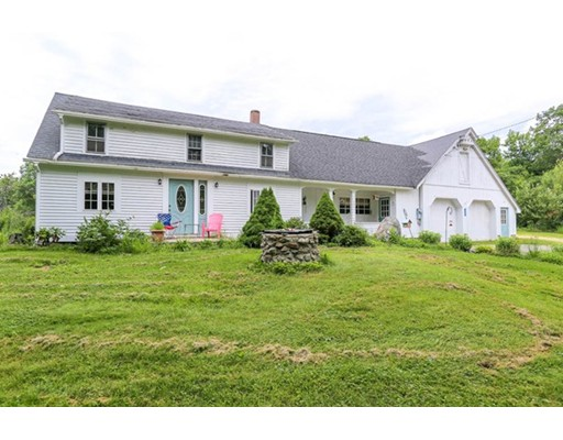 133 Old Westminster Road Hubbardston MA 01452