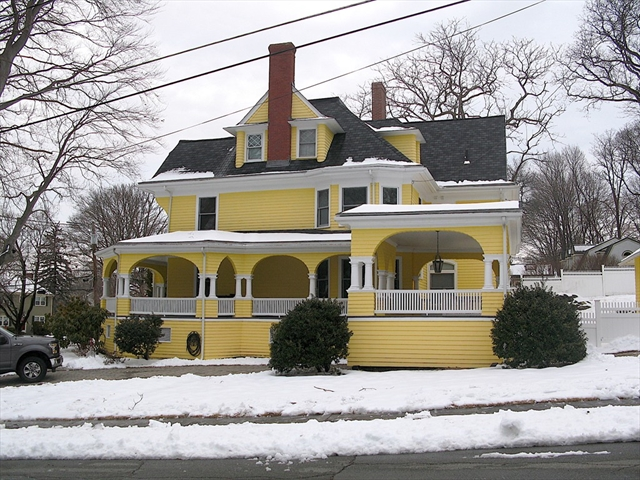 112 Highland Avenue, Winchester, MA, 01890, Middlesex Home For Sale