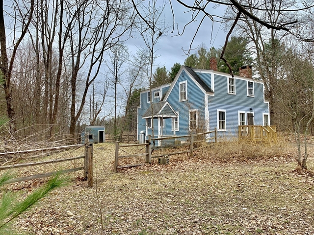 48 Groton Road, Shirley, MA, 01464, Middlesex Home For Sale