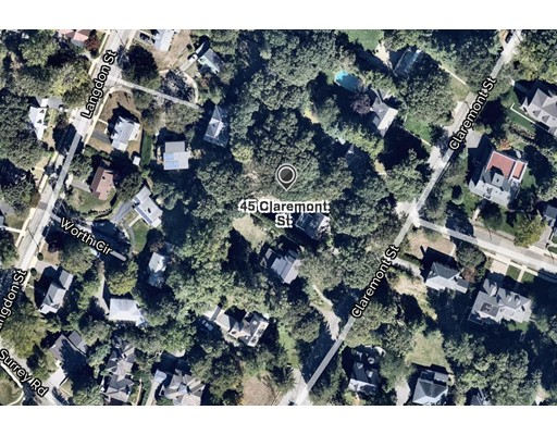 45 Claremont Street Newton MA 02458
