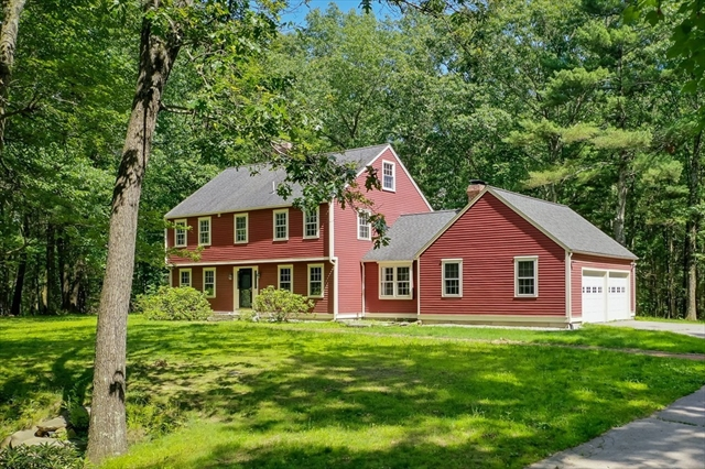 90 Nashoba Rd, Littleton, MA, 01460, Middlesex Home For Sale