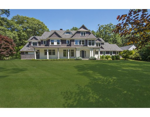 49 Nobscot Road Weston MA 02493