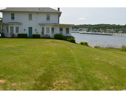 Welcome to This Unique and Historic Waterfront Home! This Home is Situated on a Distinctive Point of Land, Built in 1925 with Lots of Charm and Ready For a Restoration to Highlight its Original Hardwood Flooring and Woodwork. This Home Comes with Incredible View of Narragansett Bay & Greenwich Cove Where you Can Take in The Splendor Sunsets Right From The Comfort of Your Backyard. Better Yet You'll Have Access to The Secluded Cedar Tree Point Beach, Where you Can Take in the Sunrays, Swim, go Sailing, Fishing or Just Sail Across The Bay For a Bite to Eat. This Home Also Comes with Three Additional Lots with Ability for Four Moornings The Possibilities are Endless! For Many Decades, This Home Was Enjoyed as a Summer Getaway and Now Eagerly Awaits its Next Lucky Family! Home is Being Sold as is. Buyers to do Due Diligence. Min. to Interstate 195, & All Amenities.