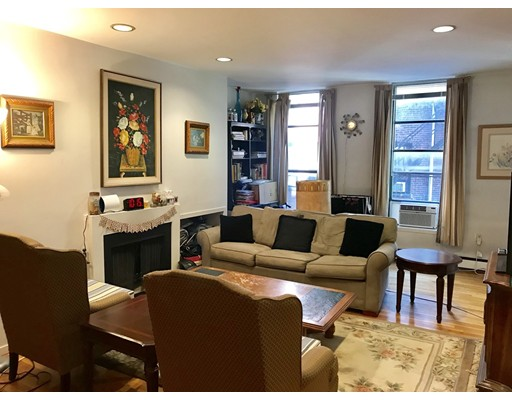 407 Marlborough Street Boston MA 02115