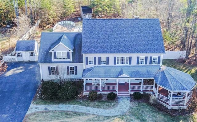2 Hickory Dr, Medway, MA, 02053, Norfolk Home For Sale
