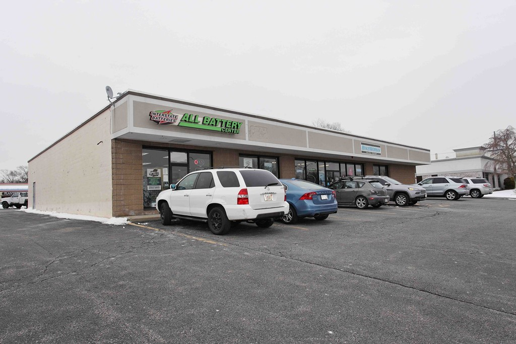 Excellent Investment Opportunity! Fully-rented two unit large 7000 square foot professional retail building with ample parking!!  This highly visable free standing building sits on a  22,539 square foot lot on high traffic Swansea Mall Drive!  The nearby plaza is occupied by stores that include, Odd Lots,JoAnns Fabrics,Plante Jewelers, Tructor Supply and the new Trampoline Park! This low maintenance building has central air, gas heat and a new roof . It currently houses 2 busy retail businesses with desirable leases in place until 2020 and 2022 with annual rental income of over $117,000 .  Excellent opportunity for a business or office. . Plenty of visibility. Many options to customize layout. Corner lot. Endless opportunity! Strip malls are the wave of the future for retailers! Schedule a tour today.!