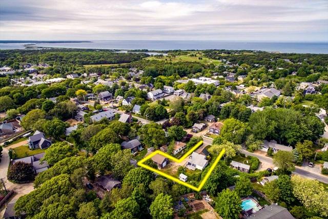 36 + 38 Pinehurst, Edgartown, MA, 02539, Edgartown Home For Sale